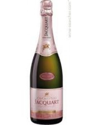 Jacquart Champagne Brut Rose Mosaique NV 12.5% ABV  750ml