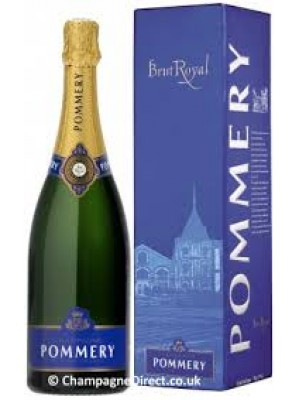 Pommery Brut Royal Brut NV 12.5% ABV 750ml