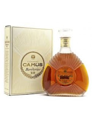 Camus Cognac XO Borderies 40% ABV  750ml