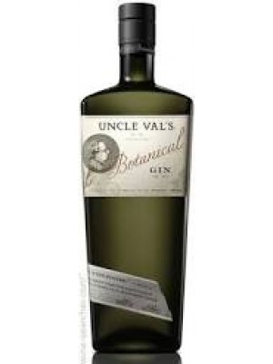 Uncle Val's Botanical Gin American 45% ABV 750ml