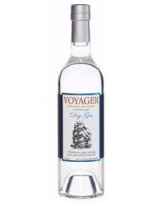 Voyager Dry Gin Washington 42% ABV 750ml