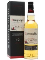 Stronachie 10yr Highland Single Malt 43% ABV 750ml