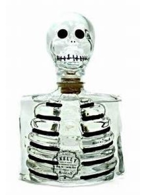 Skelly Tequila Blanco 40% ABV 750ml