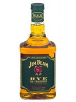 Jim Beam Rye Pre-Prohibition Style 45% ABV 750ml