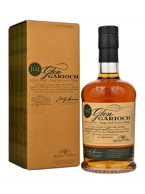 Glen Garioch 12yr Highland Single Malt 48% ABV 750ml