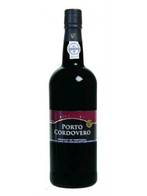 Cordovero Fine Ruby Porto Portugal  20% ABV 750ml