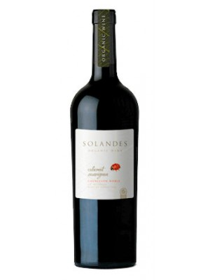 Solandes Cabernet Sauvignon 2013 Colleccion Roble  13.9% ABV 750ml