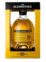 Glenrothes 10yr Speyside Single Malt 40% ABV 750ml