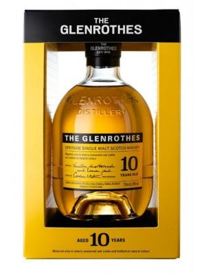 Glenrothes 10yr Speyside Single Malt 40% ABV 750ml