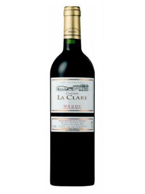 Chateau La Clare 2013 Medoc 13% ABV 750ml