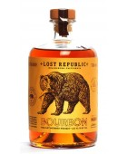 Lost Republic Straight Bourbon  Whiskey 45.5% ABV 750ml