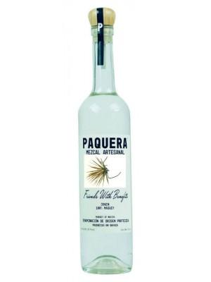 Paquera Mezcal Joven Espadin & Barril 45% ABV 750ml