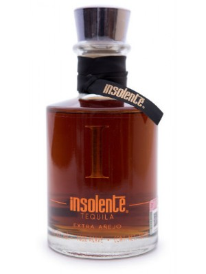 Insolente Tequila Extra Anejo 40% ABV 750ml