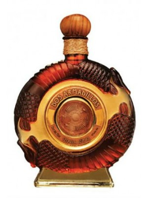 Dos Armadillos Tequila Anejo 40% ABV 750ml