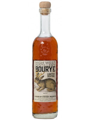 High West Bourye Limited Sighting 46% ABV 750ml