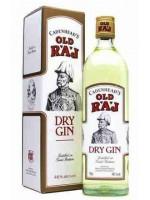 Cadenhead's Old Raj Dry Gin 46% ABV 750ml