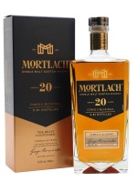 Mortlach 20yr Single Malt 43.4% ABV 750ml