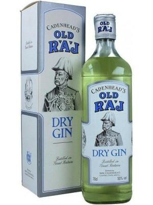 Cadenhead's Old Raj Dry Gin 55% ABV 750 ml