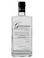 Geranium Premium London Dry Gin 44% ABV 750ml