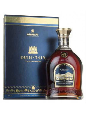 Ararat Collection Reserve  Brandy Armenia 50% ABV 750ml