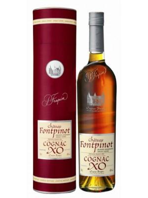 Domaine Chateau de Fontpinot Cognac XO Single Estate 41% ABV 750ml