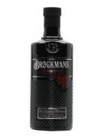 Brockman's Premium Gin London 40% ABV 750ml