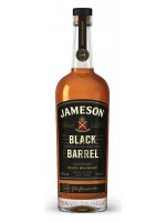 Jameson  Irish  Whiskey Black Barrel 40% ABV 750 ml
