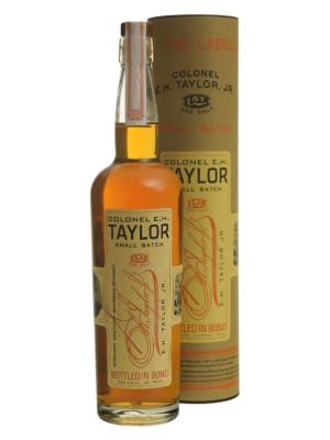 Colonel E.H. Taylor Small Batch Kentucky Straight Bourbon 50% ABV 750ml
