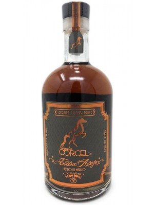 Corcel Extra Anejo 40% ABV 750ml