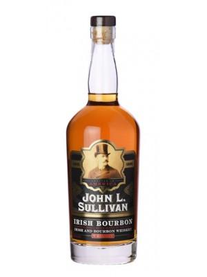 John L. Sullivan Irish Bourbon Whiskey 40% ABV 750ml