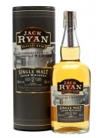 Jack Ryan Beggars Bush 12yr Single Malt Irish Whiskey 46% ABV 750ml