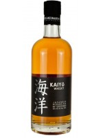 Kaiyo Whisky Ub-Chillfiltered 43% ABV 750ml