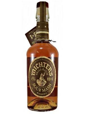 Michter's Sour Mash Small batch 43% ABV 750ml