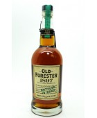 Old Forester 1897 Kentucky Straight Bourbon 50% ABV 750ml
