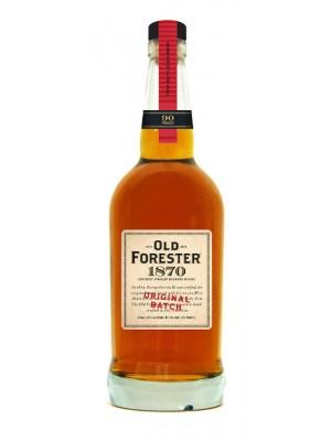 Old Forester 1870 Original Batch  Kentucky Straight Bourbon 45% ABV 750ml