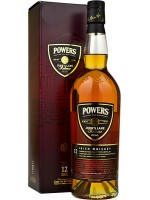 Powers 12yr John's Lane Irish Whiskey 46% ABV 750ml