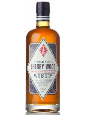 Westland American Single Malt Sherry Wood 46% ABV 750ml