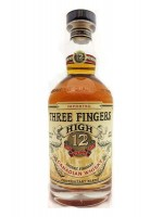 Three Fingers High 12yr  Canadian Whiskey 40% ABV 750ml