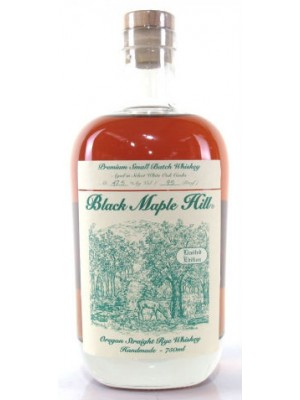 Black Maple Hill Oregon Straight Rye 47.5% ABV 750ml