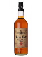 Bank Note 5yr Blended Scotch 43% ABV 750ml
