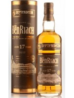 Benriach 17yr Speyside Peated Single Malt 46% ABV 750ml