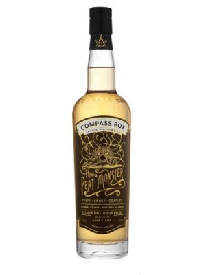 Compass Box The Peat Monster Malt Scotch Whisky  46% ABV 750ml