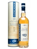 Glencadam 10yr Highland Single Malt 46% ABV 750ml