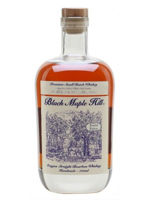 Black Maple Hill Oregon Straight Bourbon 47.5% ABV 750ml
