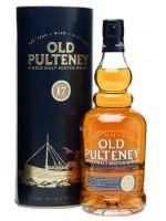 Old Pulteney 17yr Single Malt 46% ABV 750ml