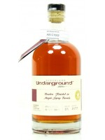 Cleveland Underground Bourbon finished in Maple Syrup barrels 42% ABV 750ml
