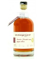 Cleveland Underground Bourbon finished with Apple Wood 42% ABV 750ml