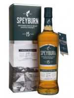 Speyburn 15yr Speyside Single Malt 46% ABV 750ml