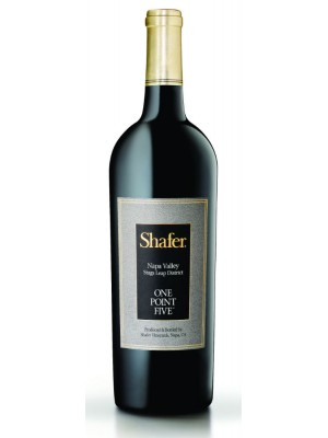 Shafer Cabernet Sauvignon One Point Five  Stags Leap District  2014 15.3% ABV 750ml