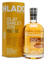 Bruichladdich 2010 Islay Un-Peated Single Malt Scotch Whisky 50% ABV  750ml